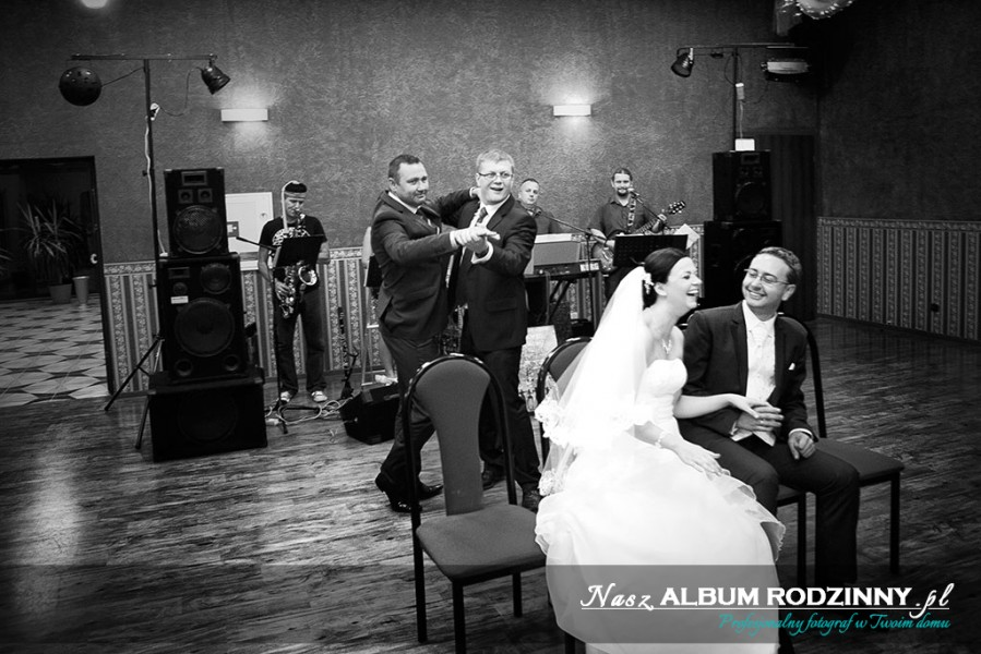 zdjęcia ślubne Jadzi i Bartka