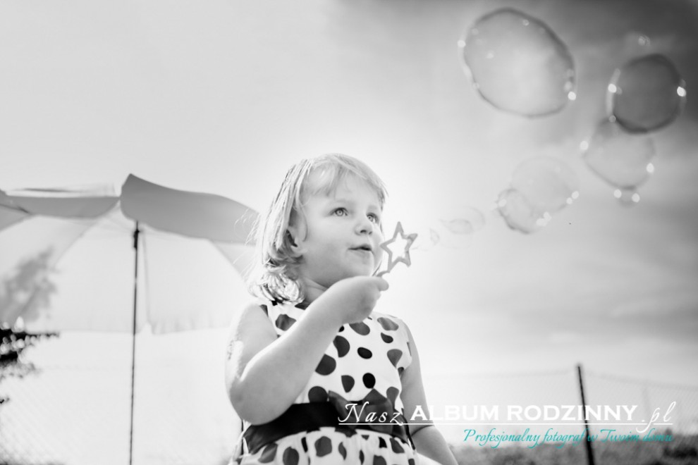 fotoreportaz z urodzin dziecka