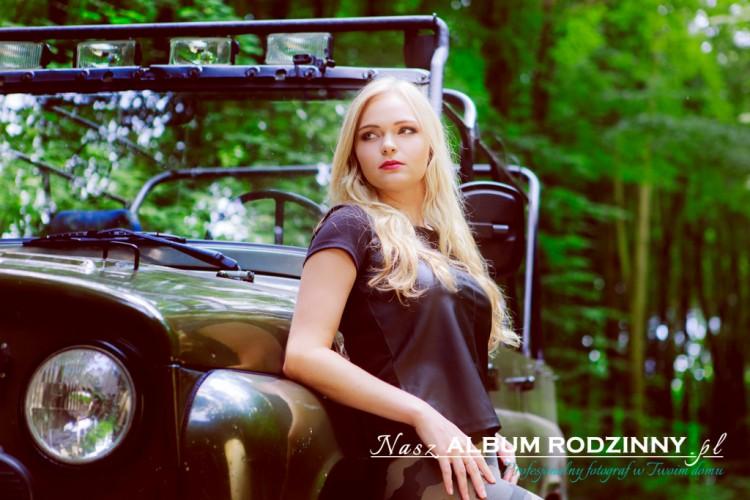 zdjęcia portretowe Karoliny